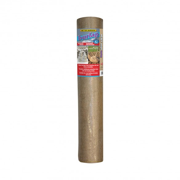 "Quest Plant Winter Plant Protection Burlap Roll 40"" x 50' - BR4050"