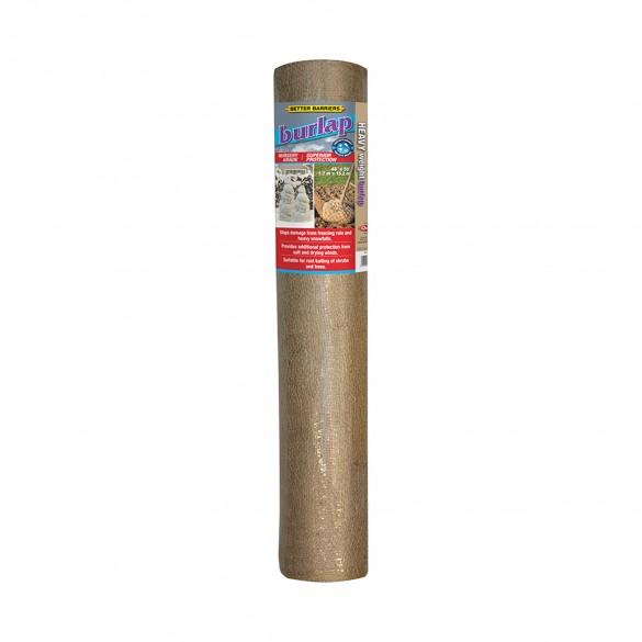 Quest Winter Plant Protection Burlap Roll 3.33' x 30' - BR35