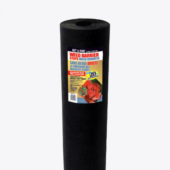 WBG63-250 Landscape Fabric Bulk Roll 5.25' x 250'
