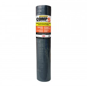 Premium Hybrid Hardscape/Landscape Geotextile COMP 5 Weighted Fabric (8' x 250' Roll) COMP8250 - Quest Better Barriers