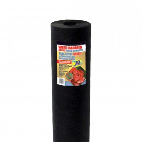 Resinet Professional Grade Spunbonded Landscaping Fabric  (4' x 150' Bulk Roll) - WBG48150