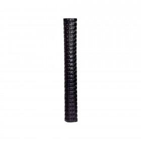 Resinet SF5048100 - Heavy Duty Oval Mesh Snow Control Fence (4' x 100' Roll) - Black