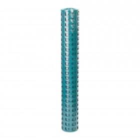 Resinet SF504850 - Heavy Duty Oval Mesh Snow Control Fence (4' x 50' Roll) - Green