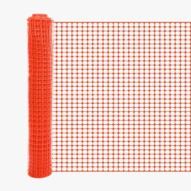 Resinet SLMUT4850 Economy Square Mesh Barrier Fence 4' x 50' Roll
