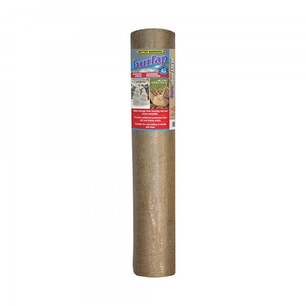 Quest Winter Plant Protection Burlap Flat Pack 3.33' x 9.8' - VB37