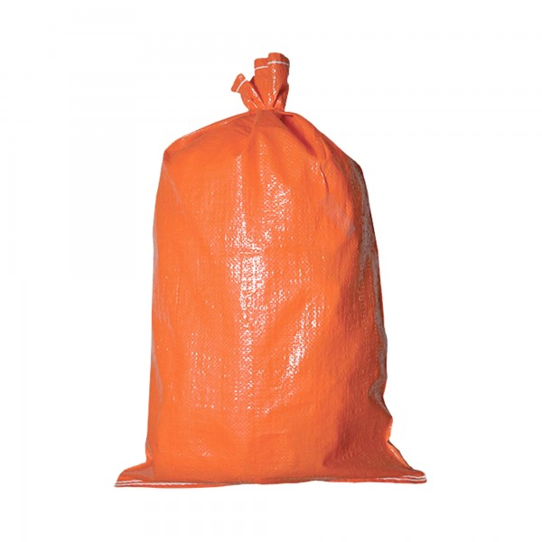 Resinet SBG1728 - Woven Poly Sandbag - Orange