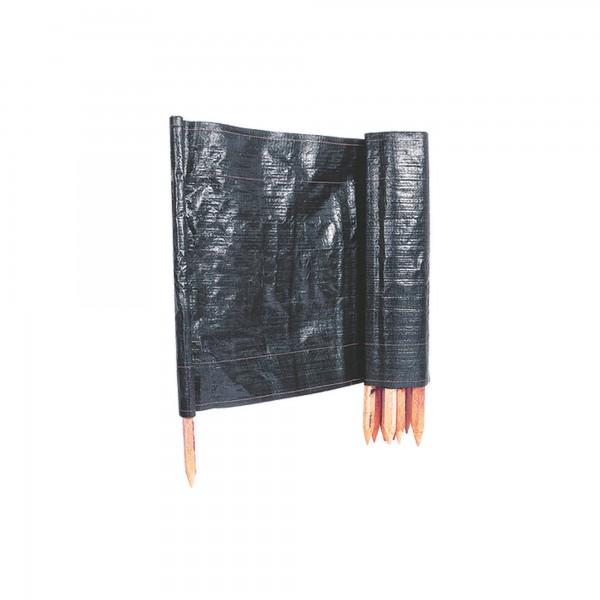 Resinet SLT36100 Industrial Grade Silt Fence 3' x 100'