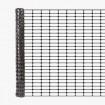 Resinet OL3548100 Oriented Barrier Fence 4' x 100' Roll (Black)