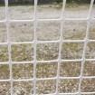 Resinet SM406050 Mesh Barrier Fence 5' x 50' Roll - White