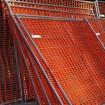 Resinet SF504850 Heavy Duty Snow Control Fence 4' x 50' Roll (Orange)