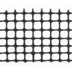 SM20 Specialty Square Mesh Barrier Fence Sample (Black Shown)
