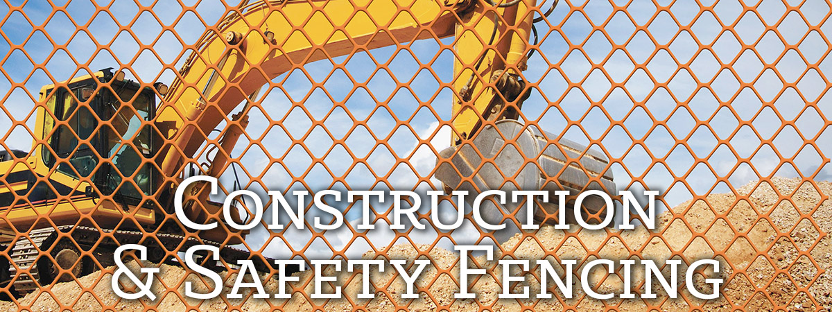 View Construction & Safety Fence