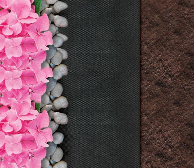 Home & Garden - Perennial & Rock Garden Fabric